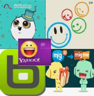 New Chirpstory , Friendster , Binu & Yahoo Messenger CommunitY HeRe