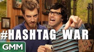 Warrior Buzz Hashtag War
