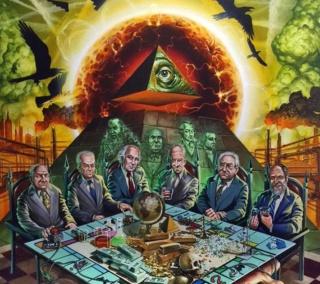 Anti Conspiracy NWO & Globalist