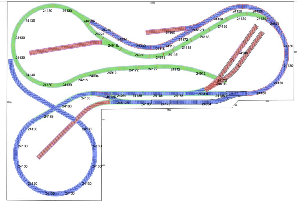 Mon réseau Marklin voie C en construction Captur10