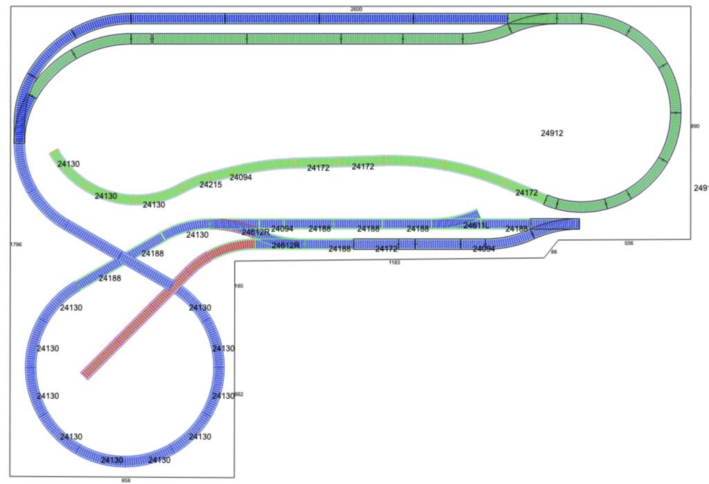 Mon réseau Marklin voie C en construction Captur11