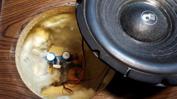 Riparazione diffusori ESB25L 42c58f10