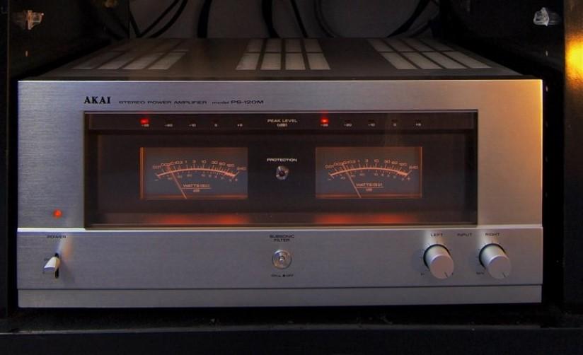 Consiglio Amplificatore Vintage per regalo Post-110