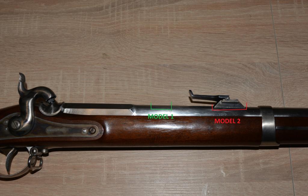 Mauser 1857 pedersoli et Balles minié Modele10