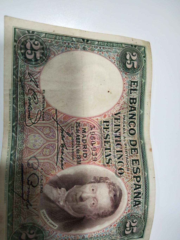 25 Pesetas 1931 (sigo confeccionando mi colección...) Img20219