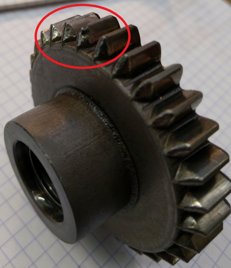 [ Mini R50 Cooper 1.6i 115 an 2003 ] Bruit intermittent embrayé, Embrayage ou boite ? Img_2015