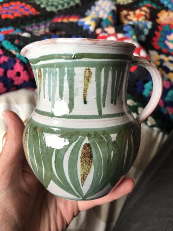 Aldermaston Pottery jug, Ann Follet possibly  Fee00310