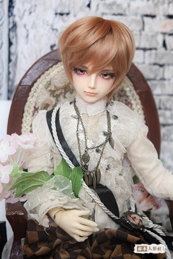 [VENTE] Akagi doll msd - Yair - tête seulement Akafii11