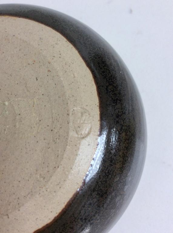 Bowl with MW mark - John & Margaret West    1477e010