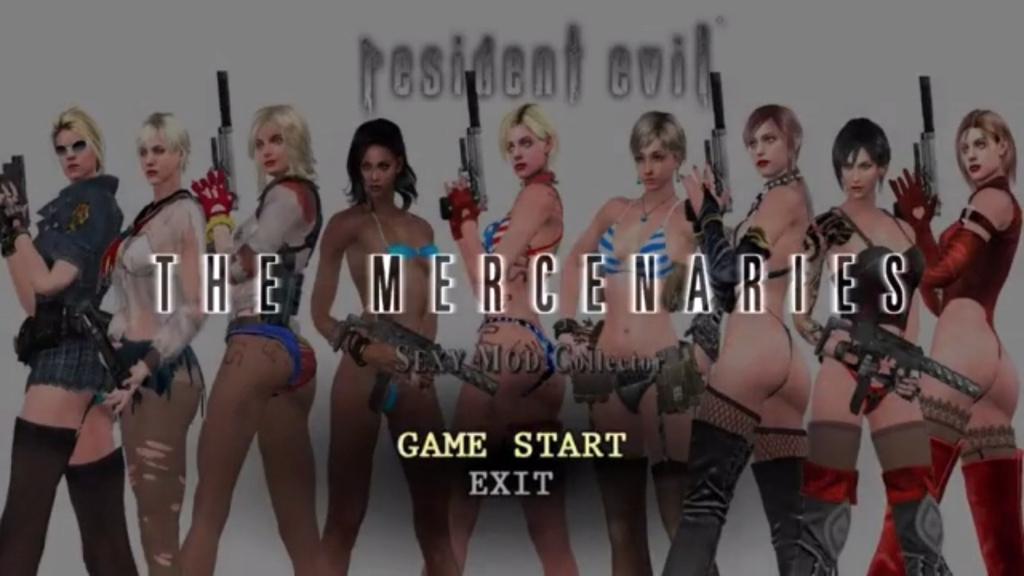 Resident Evil 4 Mercenaries Mod by 0Aria24 113