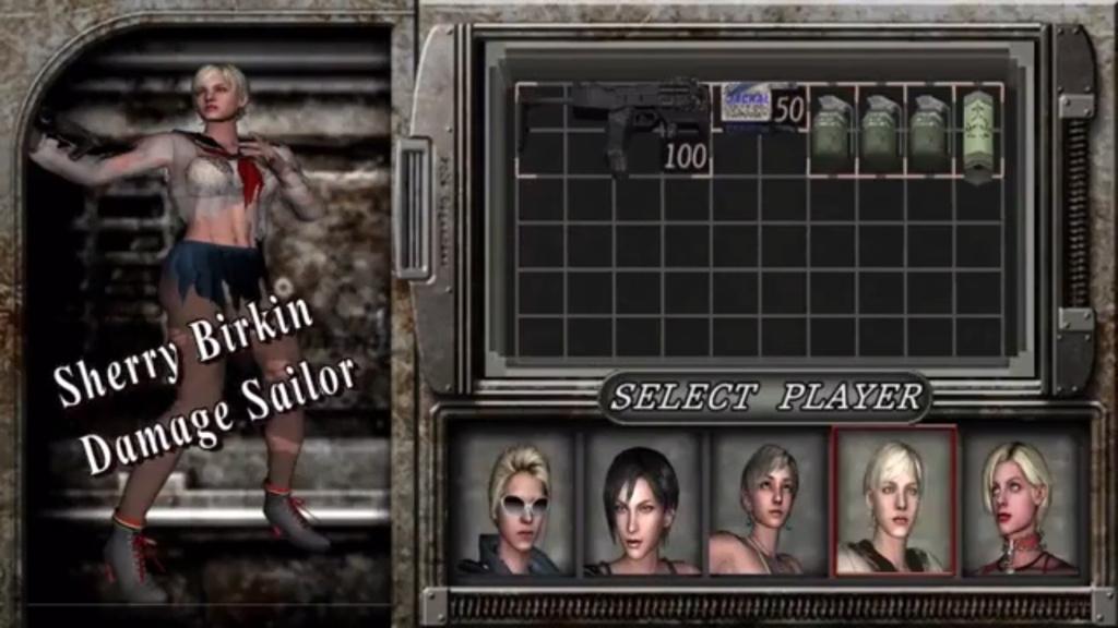 Resident Evil 4 Mercenaries Mod by 0Aria24 213
