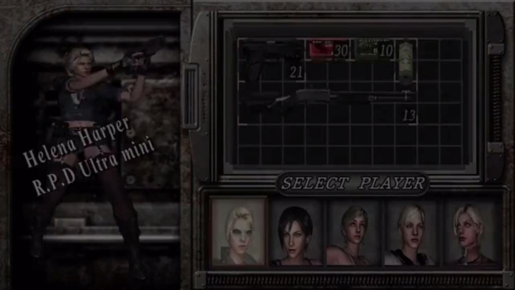 Resident Evil 4 Mercenaries Mod by 0Aria24 313