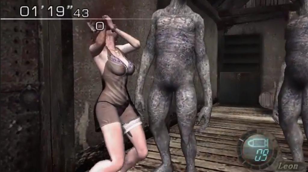 [Resuelto]Resident Evil 4 Sherry Birkin +18 mod (Mercenaries) 410