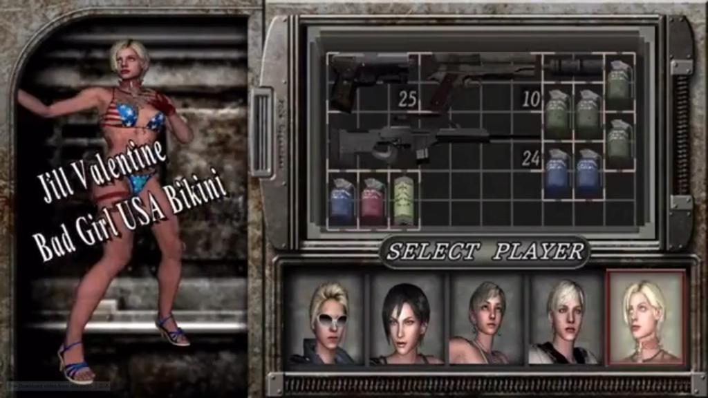 Resident Evil 4 Mercenaries Mod by 0Aria24 411