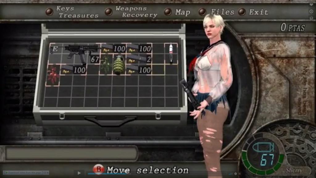 Resident Evil 4 Mercenaries Mod by 0Aria24 710