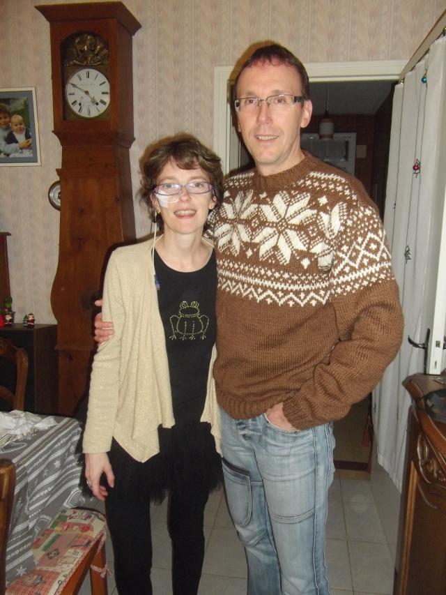un pull norvégien pour mon mari, début le 27/07/2011 - Page 3 Dscf3710