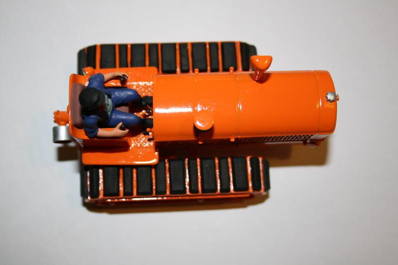 le tracteur LICORNE réalisé au 1/32ème par Gabriel - Page 3 1510