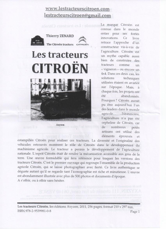 tracteur CITROËN 18-03-10