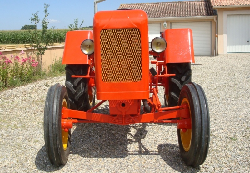 CITROËN -  Prototype de tracteur en 1919 520_re10