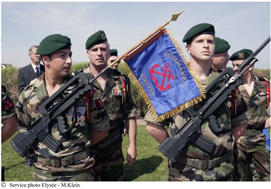 6 e commando marine,« commando Kieffer ». 13_1310