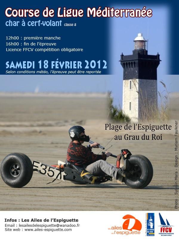 Course de ligue Espi , 18 Février 2012 Course11