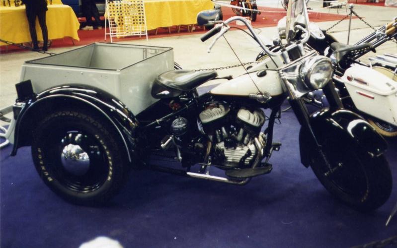 "Chopper ""THE PLAGUE"" base Hydra glide 1955 (KAISER) Servi_11"