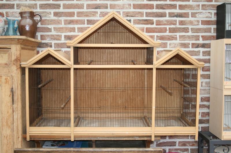 Grande cage - petite volière et cohabitation ? Colomb23