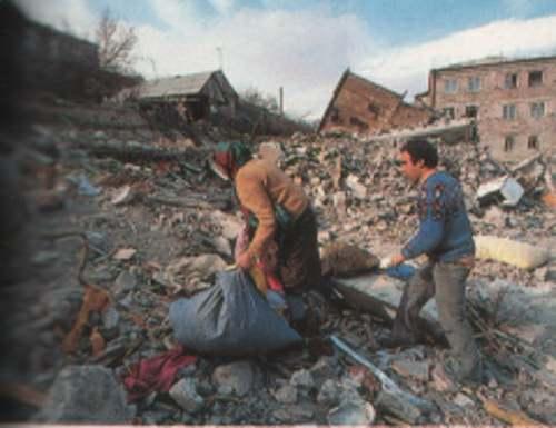 Séisme de 1988 en Arménie 1011