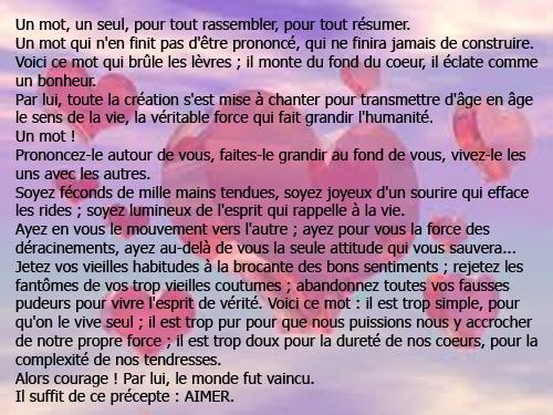 Le mot Amour Images17
