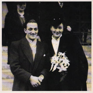 Mariage de Lino Ventura Lino14