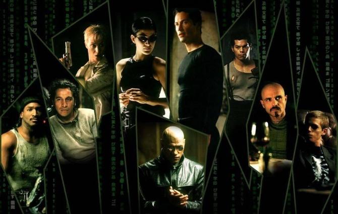 les  Matrix Matrix11