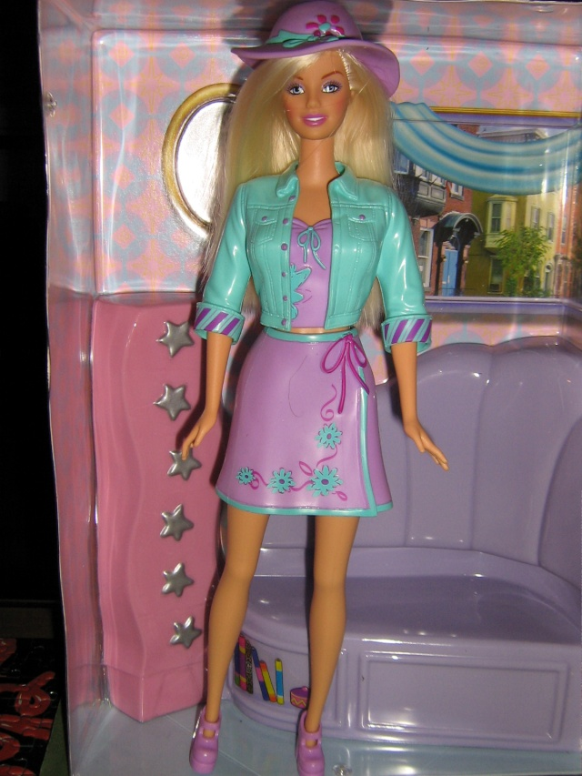 COLLECTION BARBIE. Photo_11