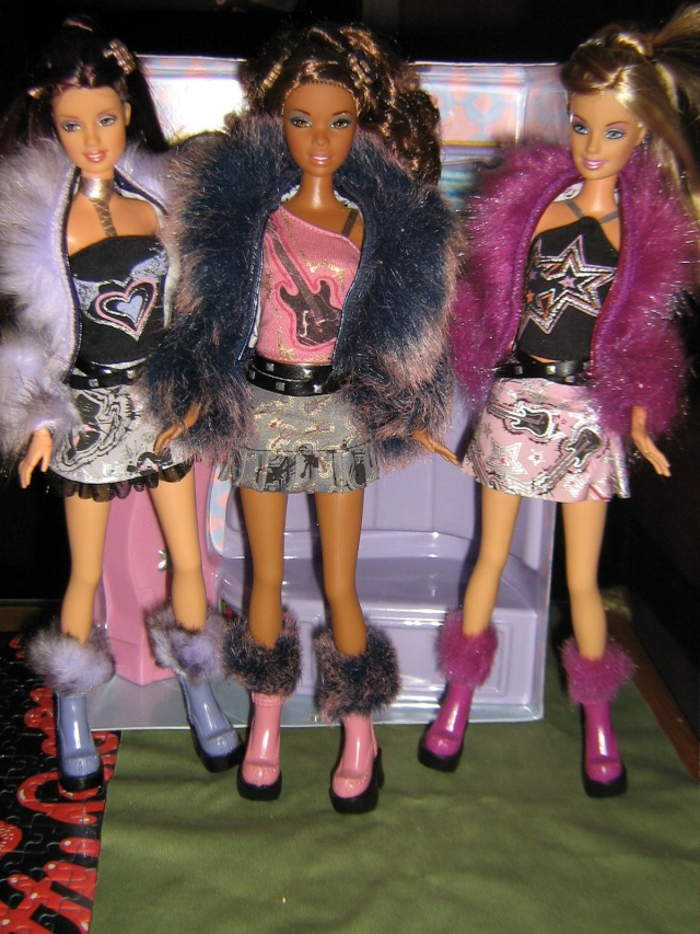 COLLECTION BARBIE. Photo_12