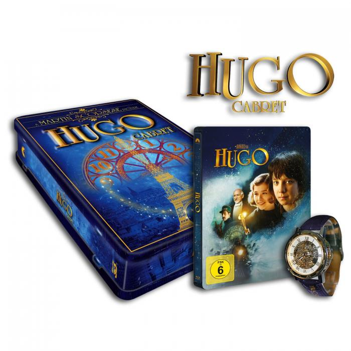 Hugo cabret - Combo Blu-ray 3D active + Blu-ray 2D 14/04/12 12061410