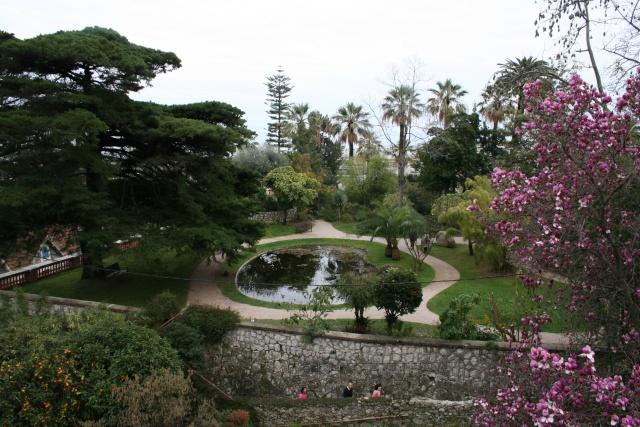 Le JB Val Rameh de Menton, un paradis Vue_de10