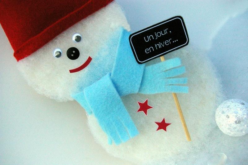 Mini album bonhomme de neige Imgp3711