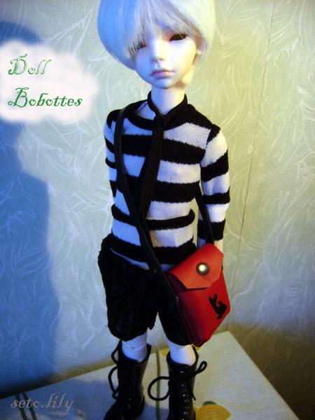 *Doll Bootsie, chaussures poupées* Tutoriel geta japonaise Besace12
