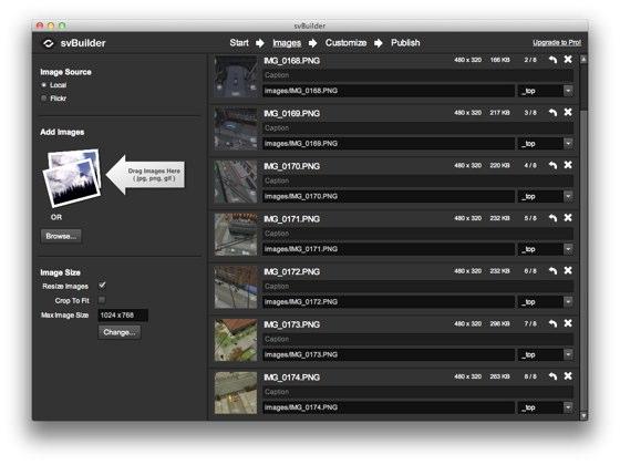 Simpleviewer, créez votre album photo intér-actif - Page 2 Svbuil10