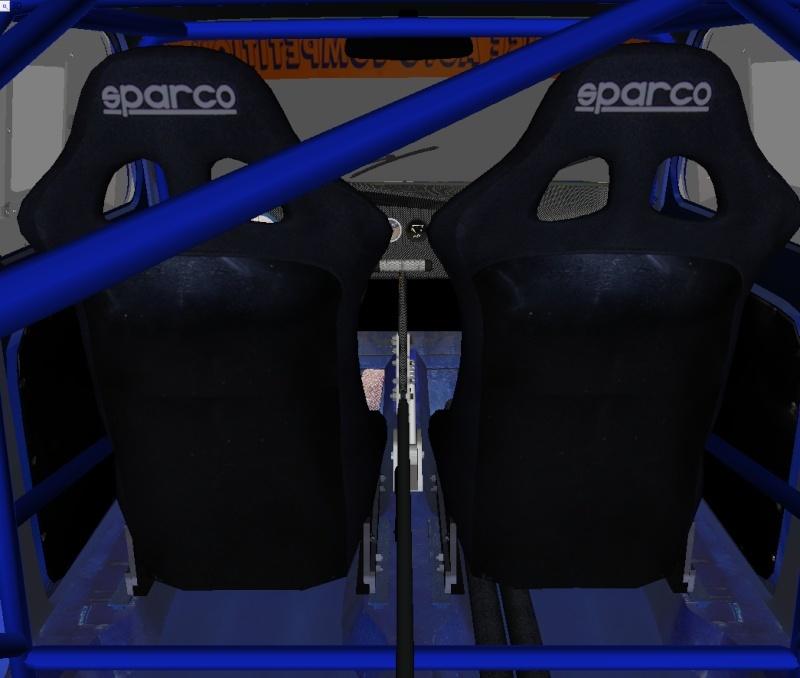 """[TERMINEE] SIMCA TURBO """"VONIC EDITION""""  reste les premiers tours de roues ! Arreed10"""