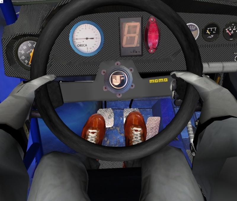"""[TERMINEE] SIMCA TURBO """"VONIC EDITION""""  reste les premiers tours de roues ! Condui10"""