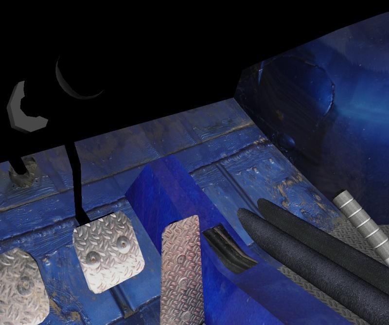 """[TERMINEE] SIMCA TURBO """"VONIC EDITION""""  reste les premiers tours de roues ! Cote_d10"""