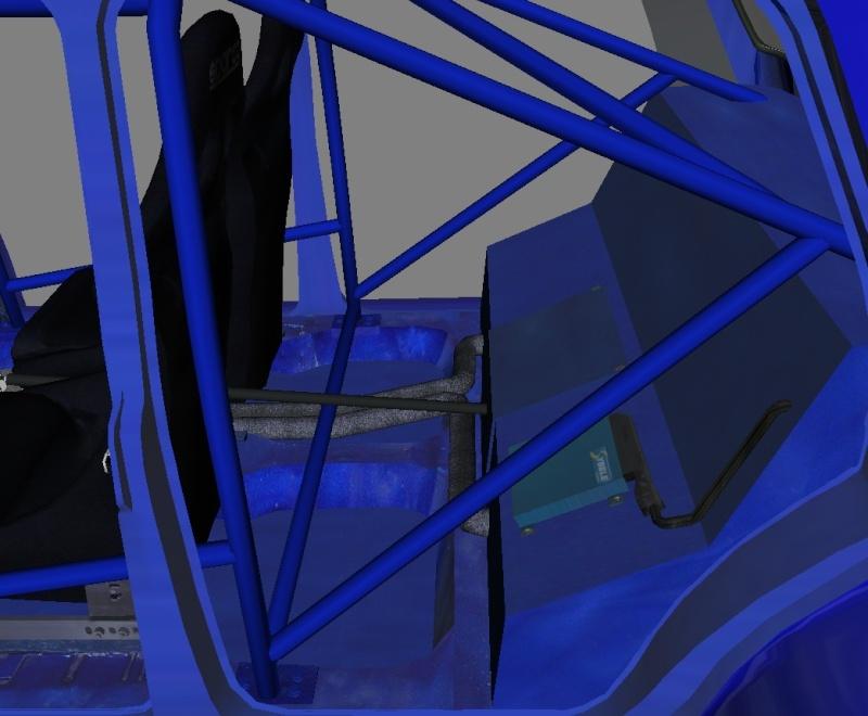"""[TERMINEE] SIMCA TURBO """"VONIC EDITION""""  reste les premiers tours de roues ! Ext_ar10"""