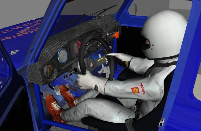 """[TERMINEE] SIMCA TURBO """"VONIC EDITION""""  reste les premiers tours de roues ! Pilote10"""