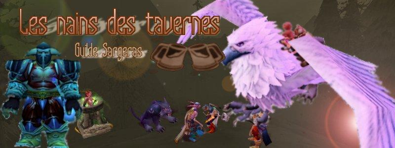 La guilde Les Nains des Tavernes