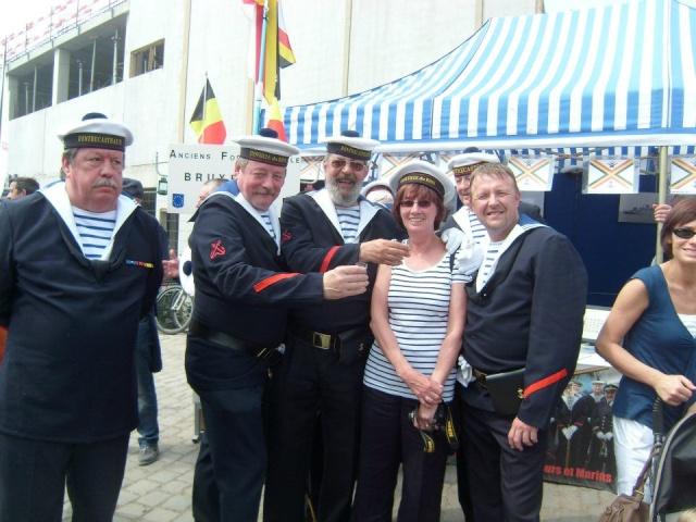Le corps des torpilleurs aux port de Bruxelles.2012 15048210