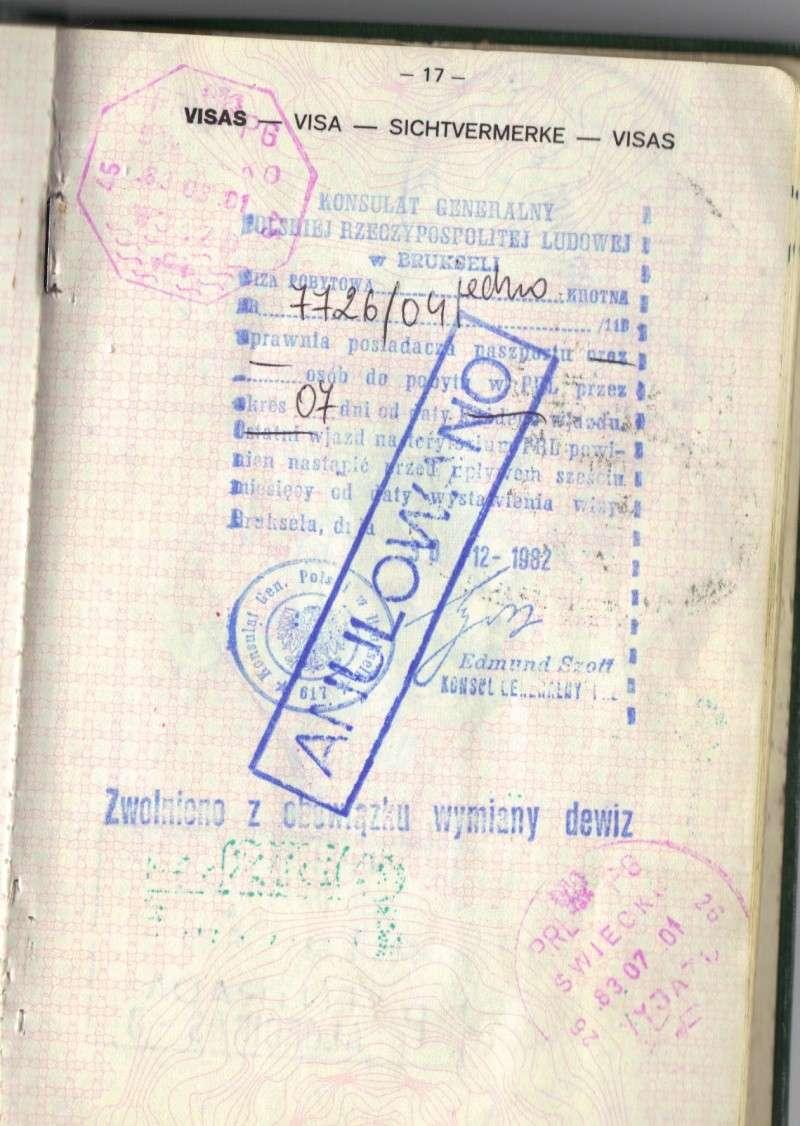Les visa de nos passeports 18-10-12