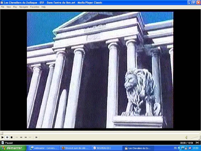 """Façade Temple du """"LION"""" Sans_t19"""