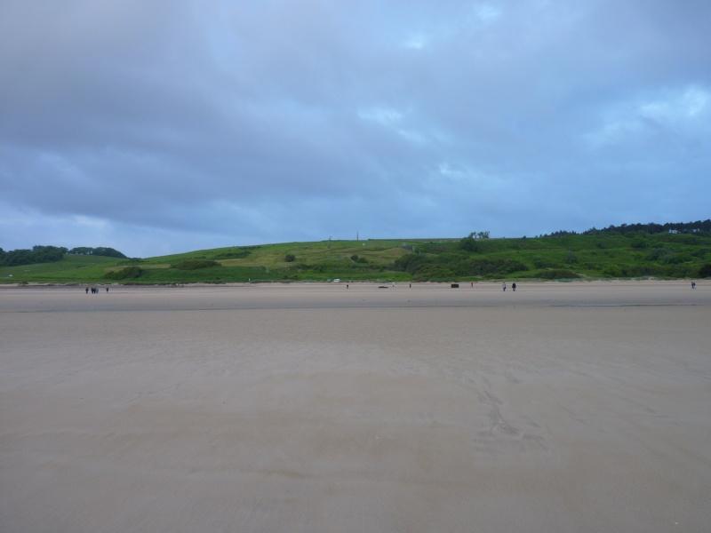 OMAHA BEACH 6 JUIN 2012 6H30. 6h4010