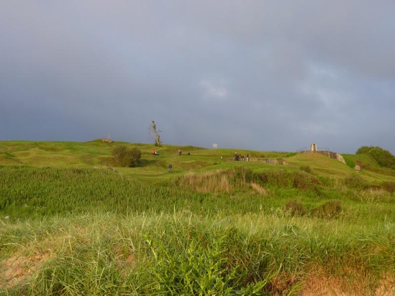 OMAHA BEACH 6 JUIN 2012 6H30. Flo10