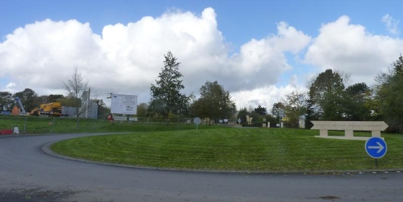 Nouveau musée à Colleville sur Mer Mnl110